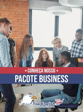 Top English Pacote business