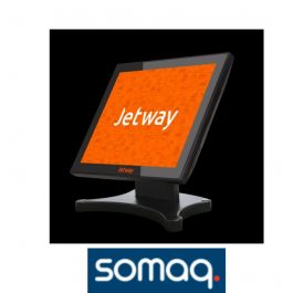 MONITOR JETWAY TOUCH SCREEN 15